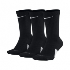Nike Elite Everyday Crew Socks (3 pár)
