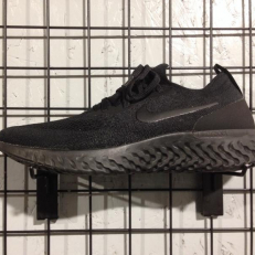 Nike Epic React Flyknit 'Triple Black'