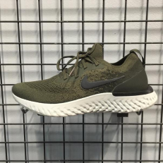 Nike Epic React Flyknit 'Olive'