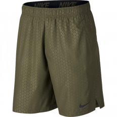 Nike Flex AOP Woven Short - Olive Canvas/ Black