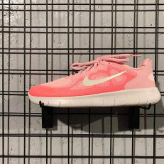 Nike Free RN 2017 (GS) Running Artic Punch
