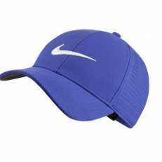 Nike Golf Aerobill Legacy 91 Perforated Adjustable Cap - Royal Blue