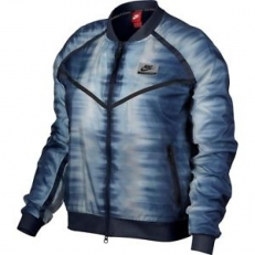 Nike International Zig Zag Bomber (Obsidian)