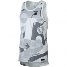Nike KD Dri-Fit Hyper Elite Tank - Pure Platinum