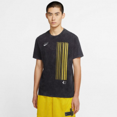 Nike KD Washed Basketball T-Shirt - Black