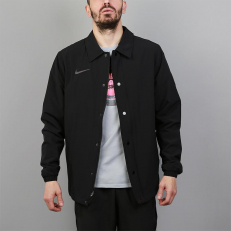 Nike Kyrie Coach Basketball Jacket - Black