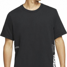 Nike Kyrie Dri-Fit Basketball T-Shirt - Black