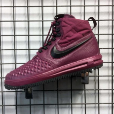 Nike Lunar Force 1 Duckboot 'Burgundy'