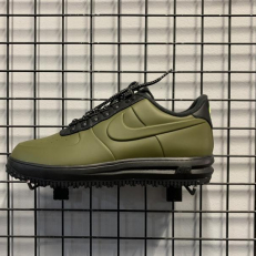 Nike Lunar Force 1 Duckboot Low 'Olive Canvas'