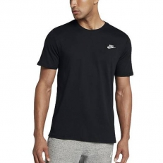 NIKE M NSW TEE CLUB EMBRD FTRA T-Shirt Blck