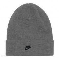 Nike Metal Future Soft Light Stretch Knitted Beanie Grey