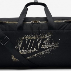 Nike Metallic Duffel Bag