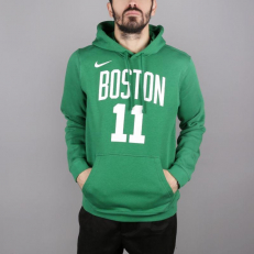Nike NBA Boston Celtics Kyrie Irving PO Essential Hoodie - Clover Green