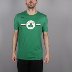 Nike NBA Boston Celtics Logo Dri-Fit T-Shirt - Clover