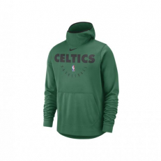 Nike NBA Boston Celtics Spotlight Hoodie - Clover Green/ Black