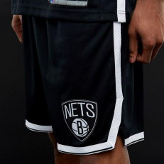 Nike NBA Brooklyn Nets Swingman Icon Edition Short - Black