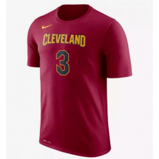 Nike NBA Cleveland Cavaliers Isaiah Thomas Dri-Fit T-Shirt - Team Red