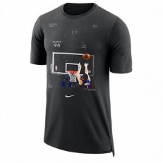 Nike NBA Devin Booker Phoenix Suns Dri-Fit T-Shirt - Black