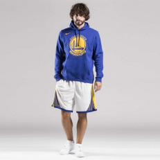 Nike NBA Golden State Warriors Swingman Association Edition Short - White