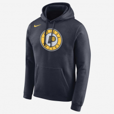Nike NBA Indiana Pacers PO Essential Logo Hoodie - College Navy