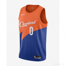Nike NBA Kevin Love Cleveland Cavaliers City Edition Swingman - Rush Blue