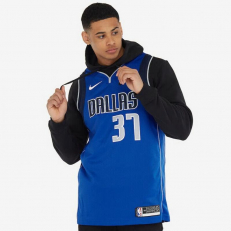 Nike NBA Kostas Antetokounmpo Dallas Mavericks Icon Edition Swingman Jersey - Game Royal
