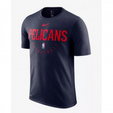 Nike NBA New Orleans Pelicans Dri-Fit T-Shirt - College Navy