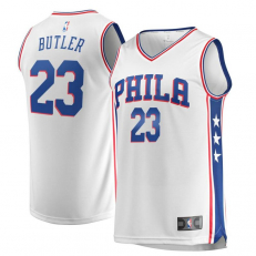 Nike NBA Philadelphia 76ers Jimmy Butler Swingman Jersey - White