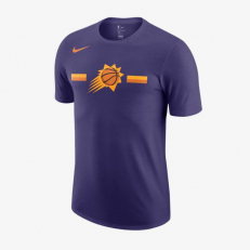 Nike NBA Phoenix Suns Logo Dri-Fit T-shirt - New Orchid