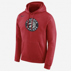 Nike NBA Toronto Raptors Hoodie - University Red