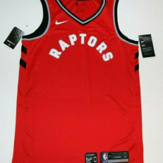Nike NBA Toronto Raptors Swingman Jersey - University Red