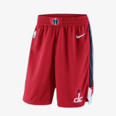 Nike NBA Washington Wizards Icon Edition Swingman Short - University Red