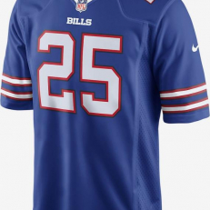 Nike NFL Buffalo Bills LeSean McCoy Game Jersey - Old Royal
