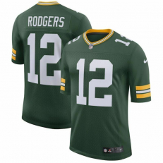 Nike NFL Green Bay Packers Limited Aaron Rodgers Jersey - Fir