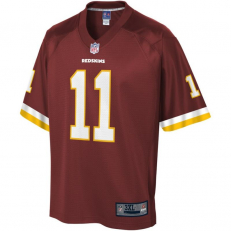 Nike NFL Washington Redskins Alex Smith Game Jersey - Team Red