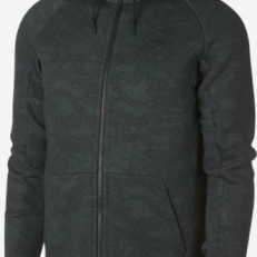 Nike NSW Tech Fleece Fullzip Jaquard Hoodie