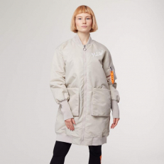 Nike Parka Insulated MA-1 'String-White'