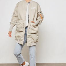 Nike Sportswear MA-1 Insulated Parka - String/ White