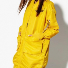 Nike Parka Insulated Ma1 'Yellow'