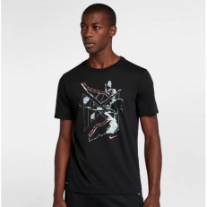Nike Paul George Dri-Fit T-Shirt - Black