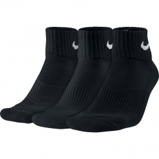 Nike Performance Cotton Dry Zokni Blck (3 pár)