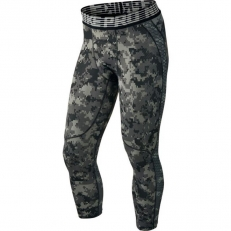Nike Pro Hypercool 3/4 Digital Camo Tights