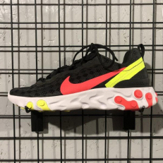Nike React Element 55 'Checkered Crimson Volt'