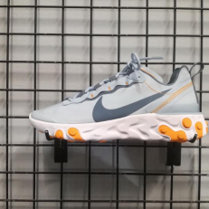 Nike React Element 55 'Light Blue Orange'