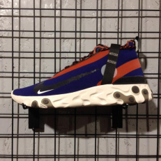 Nike React Runner Mid WR ISPA 'Blue Void'