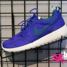 Roshe Run Print (purple)