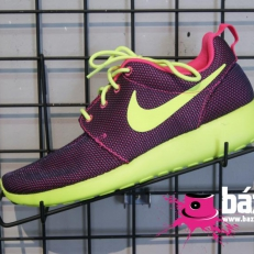 Roshe Run (purple-neon yellow)