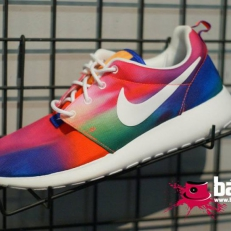 Roshe Run Rainbow