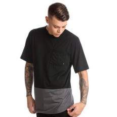 Nike SB Dri-Fit Pocket T-Shirt - Black/ Grey
