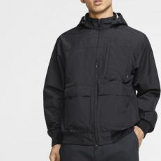 Nike SB Shield Skate Jacket - Black/ Black
